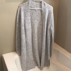 OLD NAVY THICK SPECKLED SWEATER MEDIUM LONG